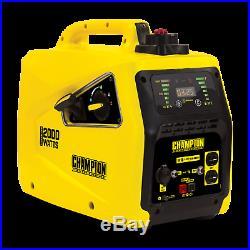 100306- 1600/2000w Champion Power Equipment Inverter