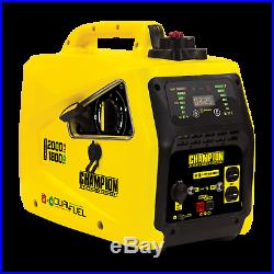 100402- 1600/2000w Champion Power Equipment Dual Fuel Inverter