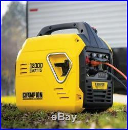 100692- 1700/2000w Champion Power Equipment Inverter