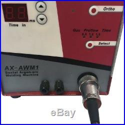 100W Dental Lab Argon-arc Spot Welders Jewelry Welding Unit Machine Equipment CE
