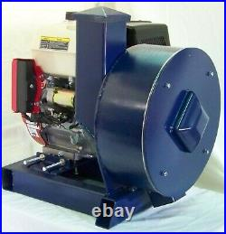 16 Portable Ore Crusher/pulverizer, Gas Engine Gold Mining