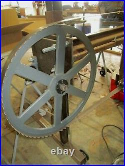 18-3/4 Band Sawmill Wheels 1-1/4 Portable Band Sawmill Bandmill Lumber Wood