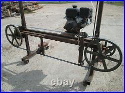 18-3/4 Band Sawmill Wheels Portable Band Sawmill Diy Bandmill Lumber Wood