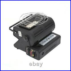 2 in1 Outdoor Heater Cooker Gas 1.3kw Travelling Camping Hiking Picnic Equipment