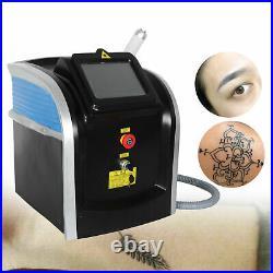 2000W Picosecond Tattoo Pigment Removal Machine Skin Care Rejuvenation Equipment