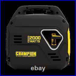 200949- 1700/2000w Champion Power Equipment Inverter