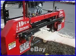 2020 HFE 36 Portable Sawmill Portable Bandmill Band mill lumber saw mill