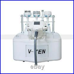 2021 Newest Body Shape Equipment Portable Vela Vacuum Roller RF Slimming Machine