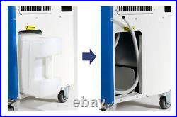 220V Industrial Portable Spot Cooler Air Conditioner Cooling Equipment 2 outlet