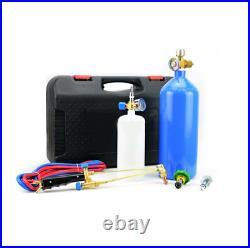 2L Mini Portable Oxygen welding equipment torch Refrigeration Repair Tool s
