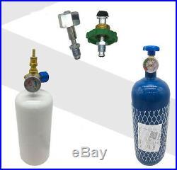 2L Portable Oxygen Welding Equipment Torch Refrigeration Repair Welding Tools