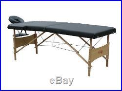 30 Wide Portable Massage or Salon Facial Table Bed Salon Equipment 3 Foam