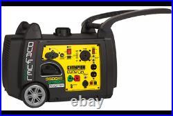 3500 Watt DUAL FUEL Inverter Generator Portable by Champion Power Equipment NEW