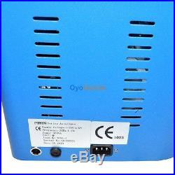 3L Mini Portable Vacuum Steam Dental Autoclave Sterilizer Medical Equipment 500W