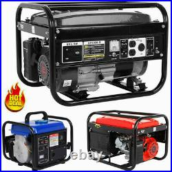 4200W Outdoor Power Equipment Portable Gas Generator Engine For Home Backup