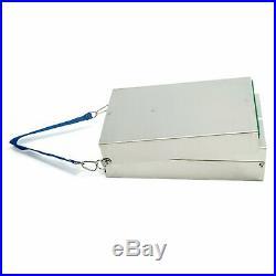 ASR Outdoor Portable Aluminum Folding Prospecting Gold Sluice Box, 50 Inch