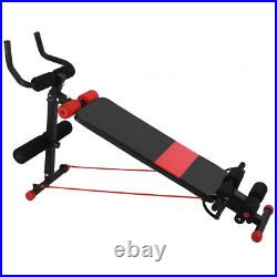 Abdominal Exercise Machine Push-up Trainer Fitness Full Body Gym Equipment US
