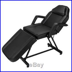 Adjustable Massage Table Bed Chair Salon Spa Tattoo Parlor Facial Equipment