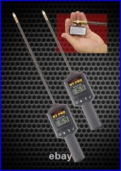 Agratronix HT Pro Probe-Style Hay Moisture Tester Part No. 0712110 Probe