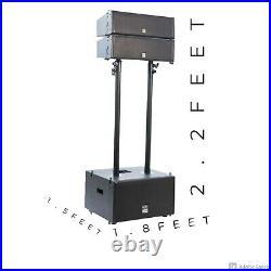 Altec Lansing Pro Audio Equipment ALX-2824LA Portable PA System Line Speaker