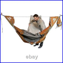 Amok Equipment Draumr XL Hammock Camouflage color 6ft 10in Portable Camping item