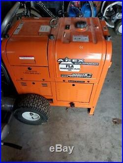 Apex Equipment 9000tb Industrial Generator