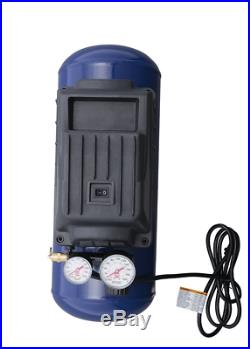 Automotive Air Compressor Truck Tire Inflator Auto 120 V Volt Garage Equipment