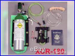 BRAND NEW Portable O2 System XCR 180 Mountain High Equipment & Supply