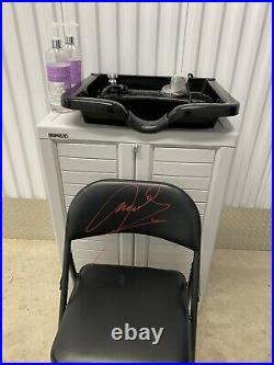 Backwash Shampoo Bowl Sink Beauty Spa Salon Equipment Station Unit portable 110V