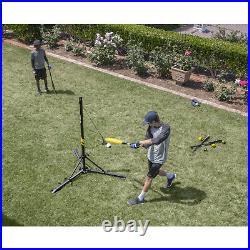 Baseball Training Equipment Swing Hit Trainers Batting System Hit A Way Portable
