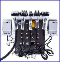 Beauty Equipment Lipolaser+Cavitation+RF+Vacuum 40k Cavitation Machine Portable
