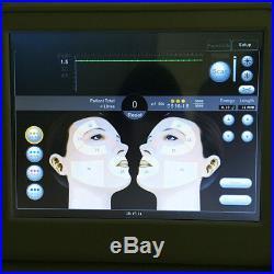 Beauty salon equipment portable hifu face lifting machine wrinkle removal 5 head