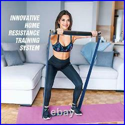 Best Resistance Bar Portable Home Gym Weightlifting Training, Workout Equipment