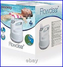 Bestway Flowclear Pool and Drain Pump, Pool Maintenance Equipment