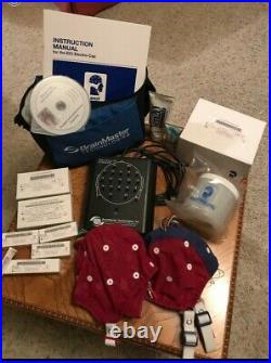 Brainmaster Discovery 20 qEEG Amplifier plus Emwave Pro and Electrocap Equipment