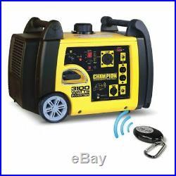 CHAMPION POWER EQUIPMENT 75537I Portable Inverter Generator, 2800W, 120VAC