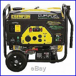 CHAMPION POWER EQUIPMENT Portable Generator, Conventional, 3800W, 76533
