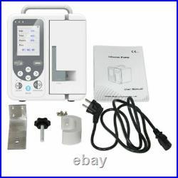 CONTEC SP750 Infusion Pump rechargable with Audio-Alarm, Pump-IV&Fluid equipment