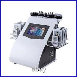 Cavitation 40k Vacuum Ultrasound RF Lipo Laser Slimming Machine Equipment 6 in 1