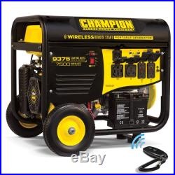 Champion Power Equipment-100161C 7500-Watt RV Ready Portable Generator