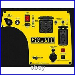 Champion Power Equipment 100233 3400W Inverter Generator with Parallel Capability