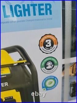 Champion Power Equipment 100519 6250-Watt Open Frame Inverter with Quiet Technol