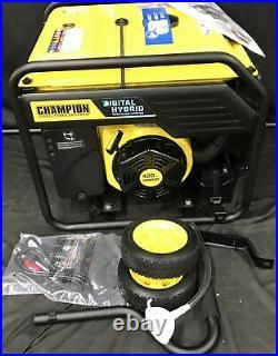 Champion Power Equipment 100520 8750-Watt DH Series Open Frame Yellowith Black New