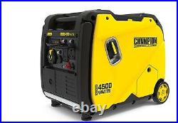 Champion Power Equipment 200986 4500-watt Portable Inverter RV-Ready Generation