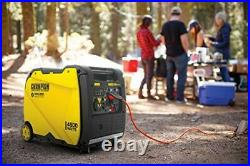 Champion Power Equipment 200987 4500-Watt RV Ready Portable Inverter Generator