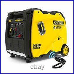 Champion Power Equipment 200987 4500-Watt RV Ready Wireless Remote Start