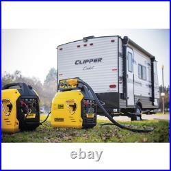 Champion Power Equipment 2500-Watt Gasoline Powered Recoil Start Inverter Genera
