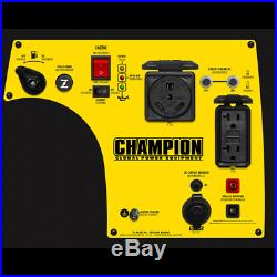 Champion Power Equipment 3400W Generator with Parallel Capability (Open Box)
