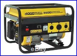 Champion Power Equipment 4000 Watt 6.5 HP Generator #46533