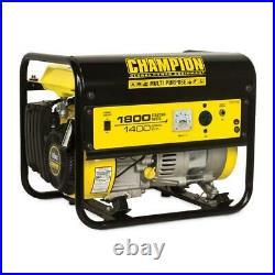 Champion Power Equipment-42432C 1400-Watt Portable Generator